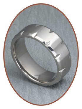Extra gravur option Tungsten - Cobalt chroom Ringe Innenseite