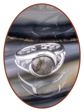 Close2Me© 'Always With Me' 925 Sterling Silber Haare Ring  - CM016H